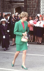 Diana In Derbyshire